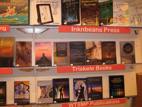 Triskele Books at the London Book Fair!